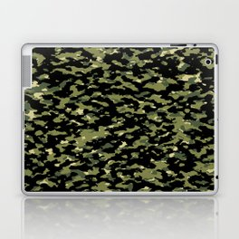 Camouflage: Jungle III Laptop & iPad Skin