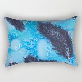 Lunar Skies Rectangular Pillow