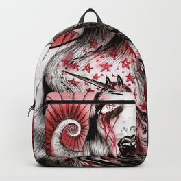 Luce And Unicorn Backpack