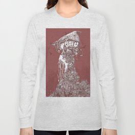 Tower of Cages Long Sleeve T-shirt