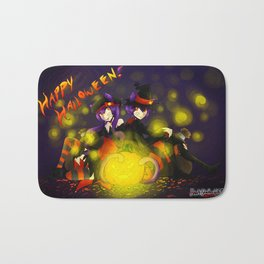 Happy Halloween! (From Trick and Treat) Bath Mat