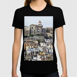 Urban Landscape - Cathedral - Sicily - Italy T-shirt