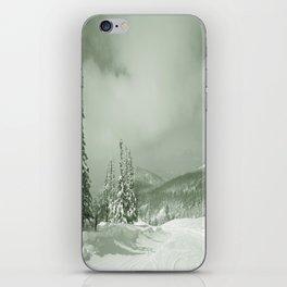 Winter day3 iPhone Skin