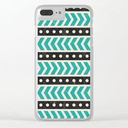 Myrtle Clear iPhone Case