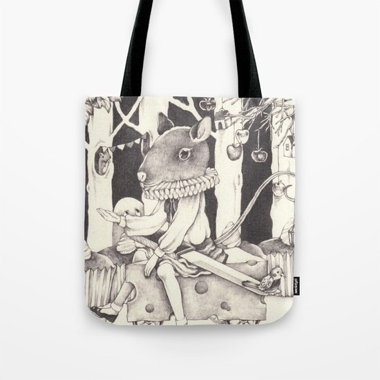 Sally Forth Tote Bag