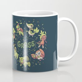 Green Starters Coffee Mug