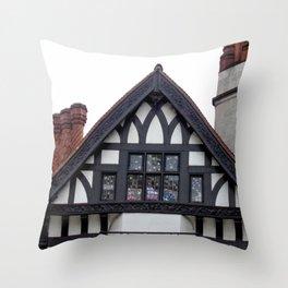 Liberty London Throw Pillow