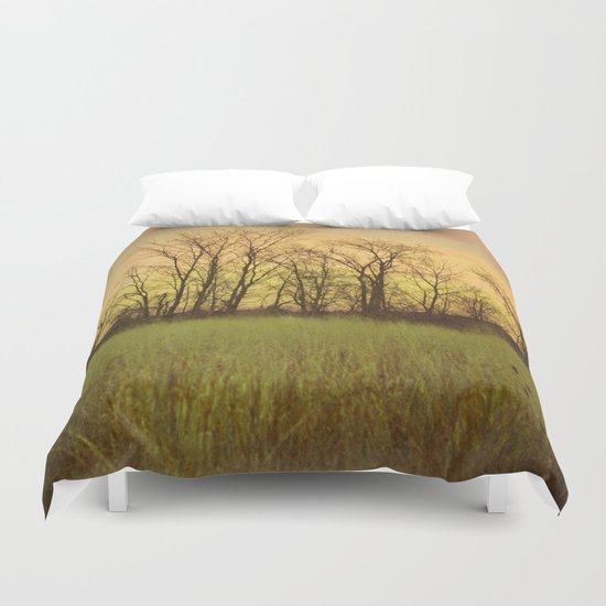 Morningtide - When Night is Left Behind Duvet Cover