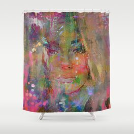 I would teach you in me hated Shower Curtain