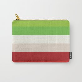 Zucchini, Rice and Chicken Breast  Carry-All Pouch
