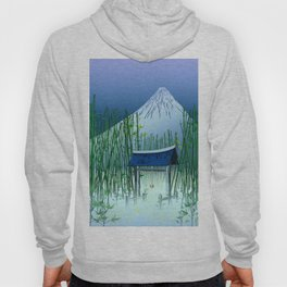 A moonless night Hoody
