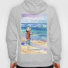 Another Nice Day at the Beach Hoody