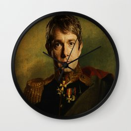 Soldier John Watson Wall Clock