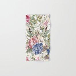 Watercolor Floral Hand & Bath Towel