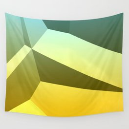 Poly Fun 1A Wall Tapestry