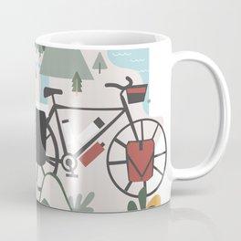 La Carretera Austral Coffee Mug