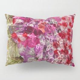 Rippled petals Pillow Sham