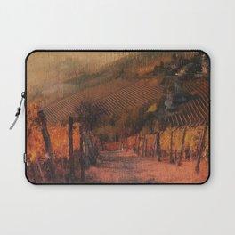 Hills of Tuscany Laptop Sleeve