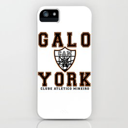 Galo York iPhone Case