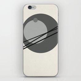 Juxtapose III iPhone Skin