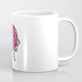 DONUT SAYS NO Coffee Mug