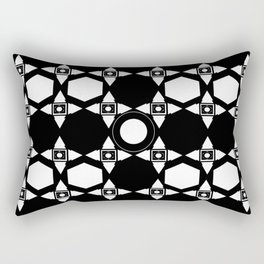 CompasS PointS Rectangular Pillow
