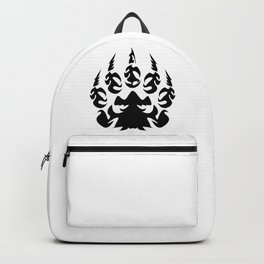 Tribal - Bear Paw Backpack