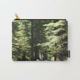 Humboldt Redwoods State Park Road Carry-All Pouch