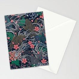 Blossom Blizzard Stationery Cards