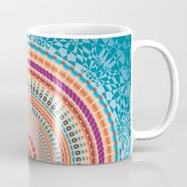 Peace Mandala - מנדלה שלום Coffee Mug