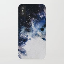 Between airplanes iPhone Case