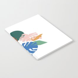 botanical dreamscape Notebook