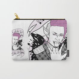 Hate, Lust, and Pixie Guts Carry-All Pouch