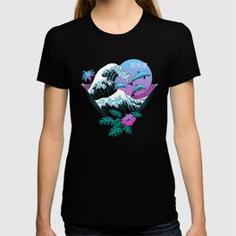 Dolphin Waves T-shirt