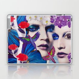The Bluemood Laptop & iPad Skin