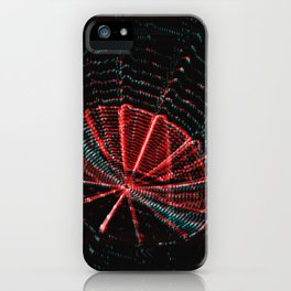 Echoes IV iPhone Case