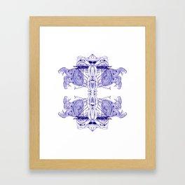 Byrd Framed Art Print