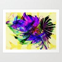 fancy Art Prints featuring Fancy by Art-Motiva