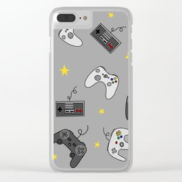 Control of things Clear iPhone Case