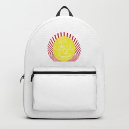 May lord Ganesh bless you with intellect and wisdom Backpack