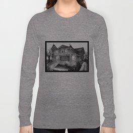 The Witch House Long Sleeve T-shirt