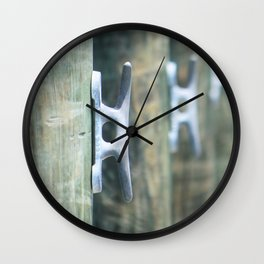 Nautical Pylon Wall Clock