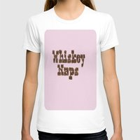 whiskey T-shirts featuring Whiskey Naps by Mike Semler