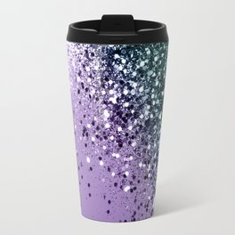 Mermaid Glitter Dream #2 #shiny #decor #art #society6 Travel Mug