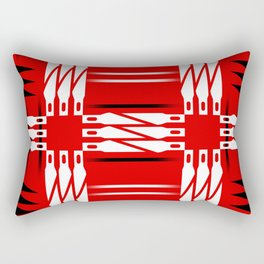 Buffalo Factory – Xacto Blade Blanket Rectangular Pillow
