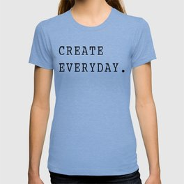 Create Everyday T-shirt