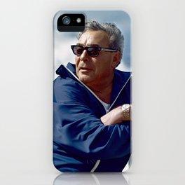 Brezhnev iPhone Case