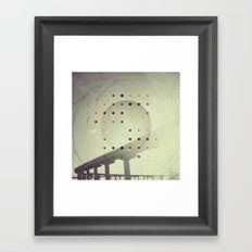 xyz Framed Art Print