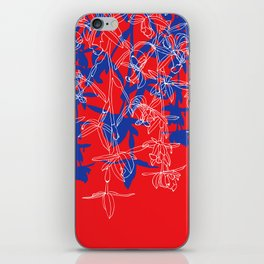 RedWhiteBlue iPhone Skin