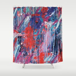 Pop Dream Shower Curtain